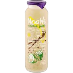 Photo of Noah's Creative Juices Coco Water Nectarine 260ml