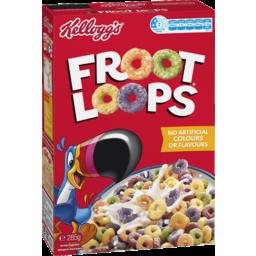 Photo of Kellogg's Kelloggs Froot Loops 285g