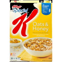 Photo of Kellogg's Special K Oats & Honey