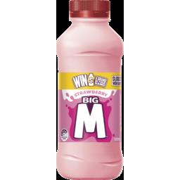 Photo of Big M Strawberry 500ml Bottle