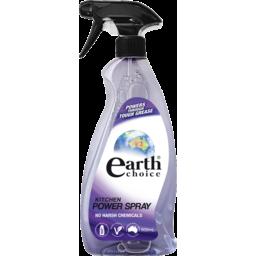Photo of Earth Choice Kitchen Power Spray 600ml