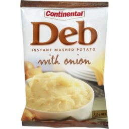 Photo of Deb Instant Mashed Potato With Onion 115g