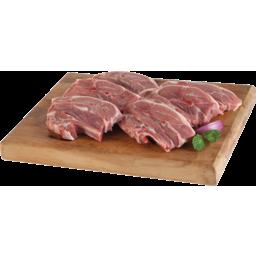 Photo of Lamb Chops Shoulder