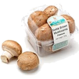 Photo of Mushrooms Swiss Brown 200g pack