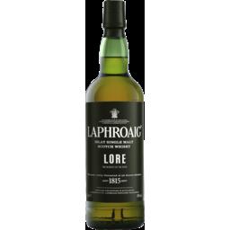 Photo of Laphroaig Lore Single Malt Scotch Whisky