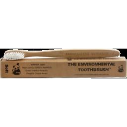 Photo of Environmental Toothbrush Toothbrush - Soft