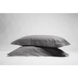 Photo of Ecolinen Pillowcase - Tailored - White (Pair)