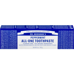 Photo of Toothpaste Peppermint 140g