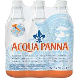 Photo of Acqua Panna Natuaral Water Plastic 6x500m