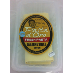 Photo of Pasta Doro Gluten Free Lasagna Sheet 250g