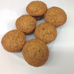 Photo of Sultana Bran Muffins 6 Pack