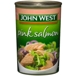 Photo of John West Pink Salmon 415gm