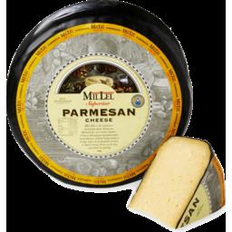 Photo of Parmesan Millel Black Wax