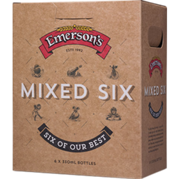 Photo of Emersons Mixed Six 6 Pack