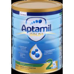 Photo of Nutricia Aptamil Gold+ 2 Baby Formula Follow On 6-12mth 900g