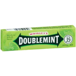 Photo of Wrigley's Doublemint Gum