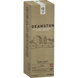 Photo of Deanston 12yo Scotch Whisky
