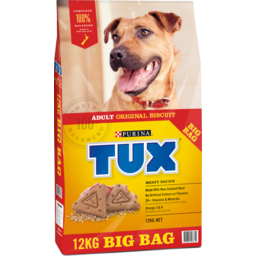 Photo of Purina Tux Adult Pet Food Meaty 12 Kg