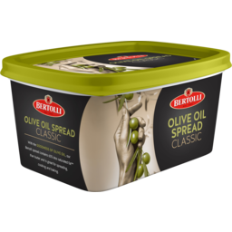 Photo of Bertolli Olive Oil Spread Classic 500g 500g
