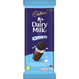 Photo of Cadbury Dairy Milk With Oreo 162g