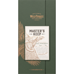 Photo of Wild Turkey Masters Keep Cornerstone