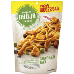 Photo of Majans Bhuja Cracker Mix 200g