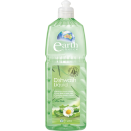 Photo of Earth Choice Dishwash Liquid Aloe Fresh 1l