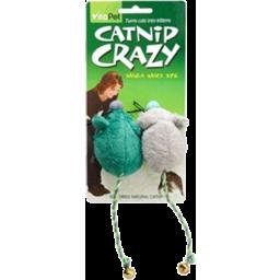 Photo of Vitapet Catnip Crazy Mice 2 Pack
