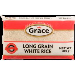 Photo of Grace White Rice