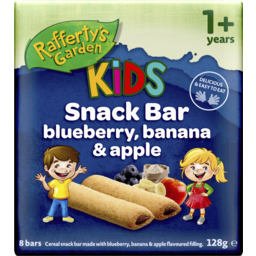 Photo of Rafferty Fruit Bar Apple/Banana 128g