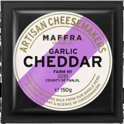 Photo of Maffra Garlic Cheddar 150gm