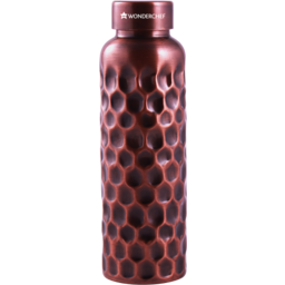 Photo of Wonderchef Artisan Pure Copper Water Bottle 1 Litre