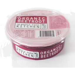 Photo of Wfkitchen Org Beetroot Dip 200g