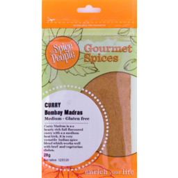 Photo of Four Leaves Curry Madras Mild 50gm