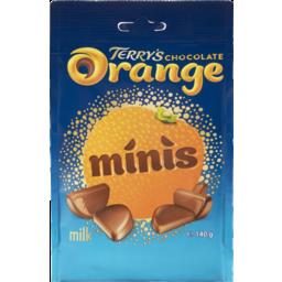 Photo of Terrys Choc Orange Minis Milk 140gm