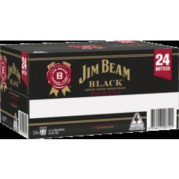 Photo of Jim Beam Black & Cola Bottles