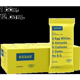 Photo of Rxbar Lemon 52g