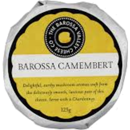 Photo of Barossa Camembert Cheese 125g