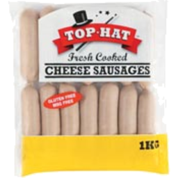 Photo of TOP HAT CHEESE 1kg