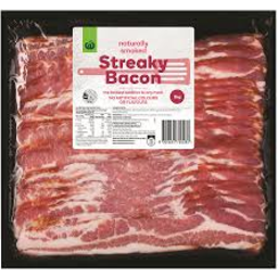 Photo of WW Streaky Bacon 1kg