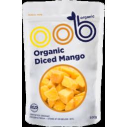 Photo of Oob Organic Mango Diced 500gm