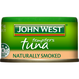 Photo of John West Tuna Tempters Naturally Smoked 95g