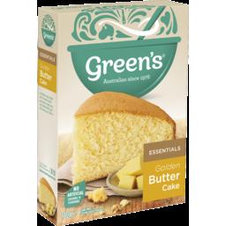 Photo of Green's Essentials Golden Butter Cake 340g