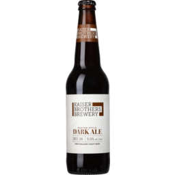 Photo of Kaiser Brothers Brewery Kaiser Brothers Dark Ale 500ml