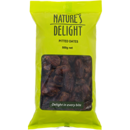 Photo of Natures Pitted Dates 500g