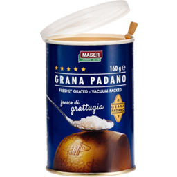 Photo of Grana Padano Parmesan Grated Tin 160g