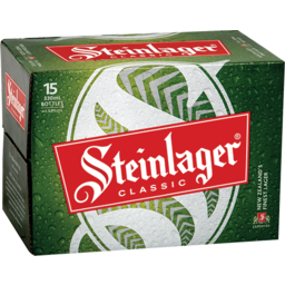 Photo of Steinlager Classic
