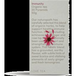 Photo of Love Tea Immunity 20's