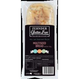 Photo of Zehnder Gluten Free Bread Multiseed 700g