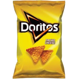 Photo of Doritos Nacho Cheese Corn Chips
